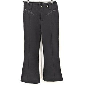 "NILS Jan Ski Pants Black Sz 4S, Altered Waist-28"""